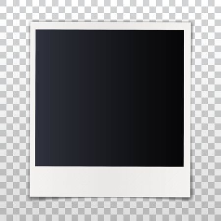 shadow: Photo Frame with shadow