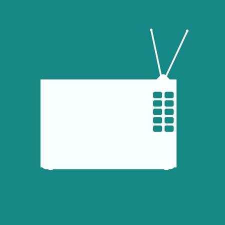 flatscreen: tv icon