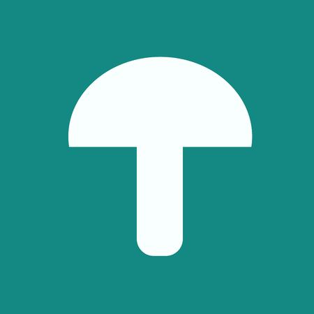 button mushroom: Creative Mushroom Vegetable Icon