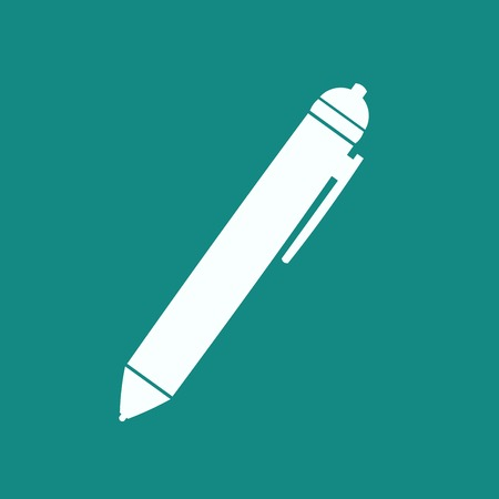 a poet: pen icon