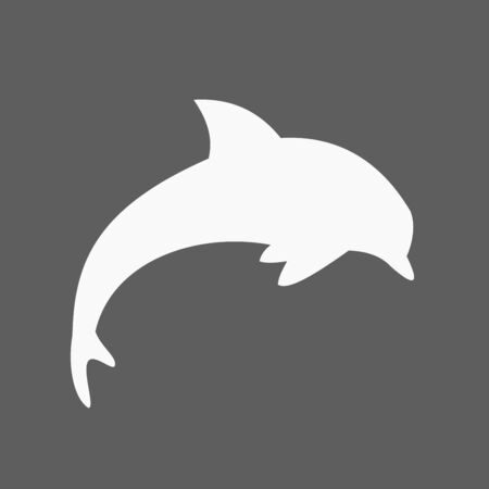 cetacea: dolphin icon