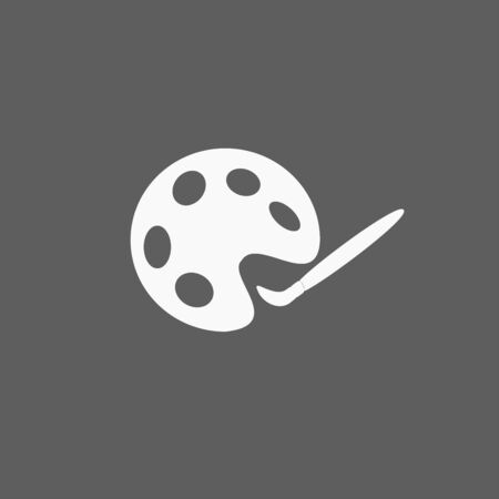 images icon: Images, modern flat icon