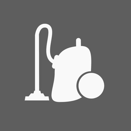pure element: vacuum cleaner Icon