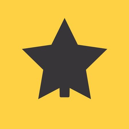 former: Communist star