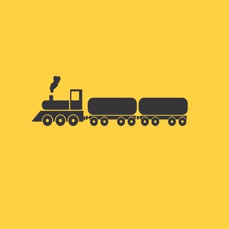 locomotora: icono de la locomotora