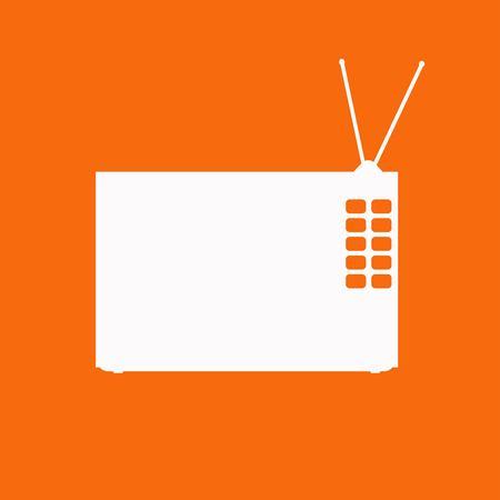 hd: tv icon