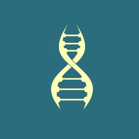 heredity: DNA icon