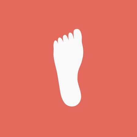 barefoot walking: Foot