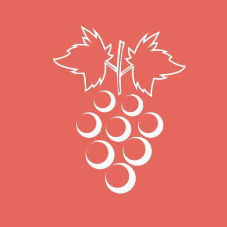 peasant household: grapes icon