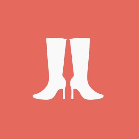 women's shoes: heel shoes icon