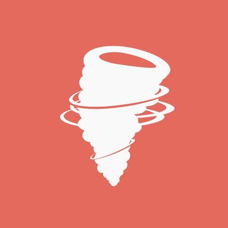 wind icon Illustration