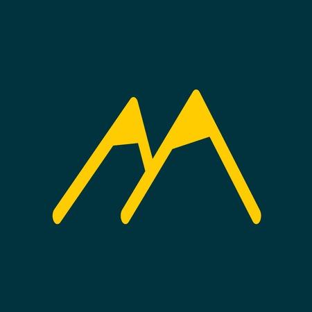winter range: Mountains Icon