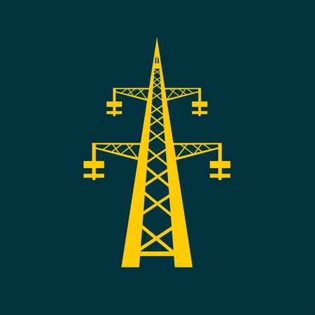 volt: Electricity icon post
