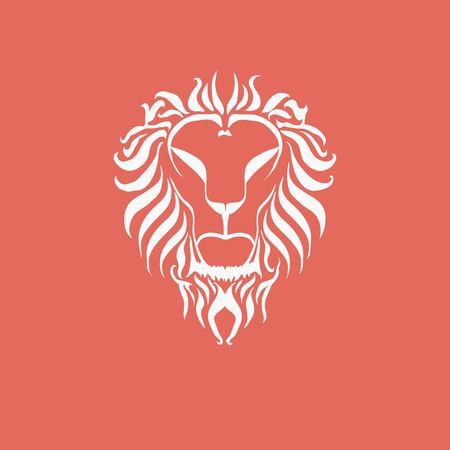 dominance: Lion Head Icon