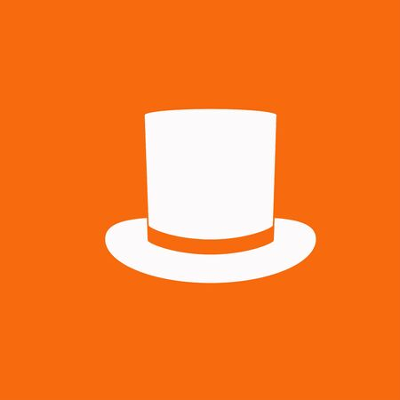 top: Top hat icon