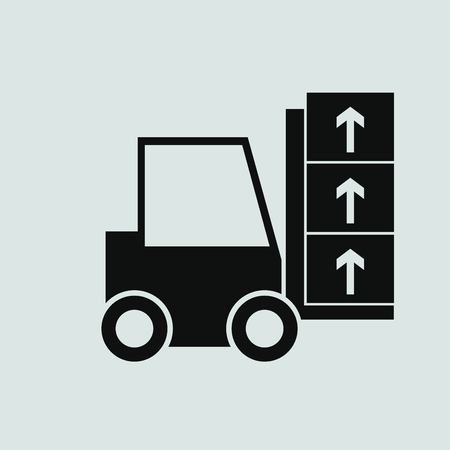 time drive: delivery icon
