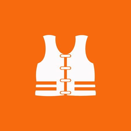 life jackets: life vest Illustration