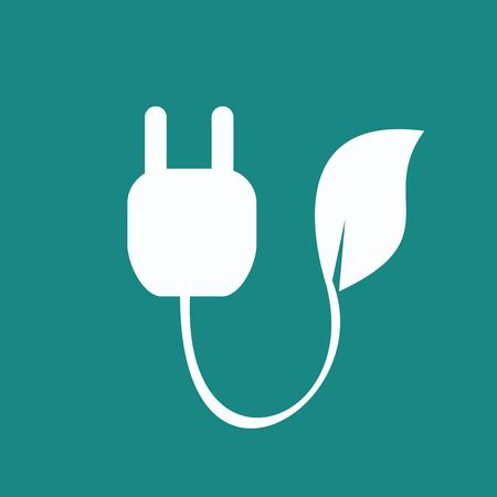 consumption: Plug Power Consumption Illustration