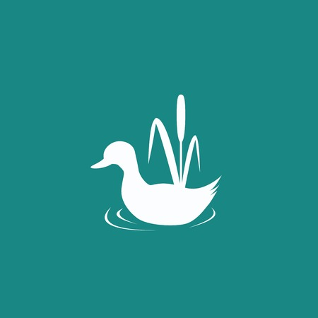 waterfowl: duck icon