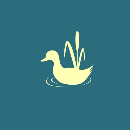 goose flesh: the figure shows the duck