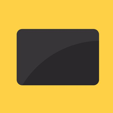 off the record: Play button icon Illustration
