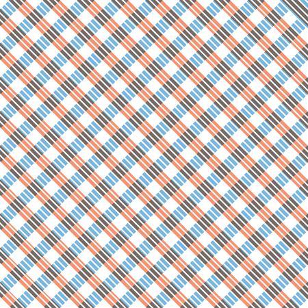 gingham: pattern gingham tablecloth pattern Illustration
