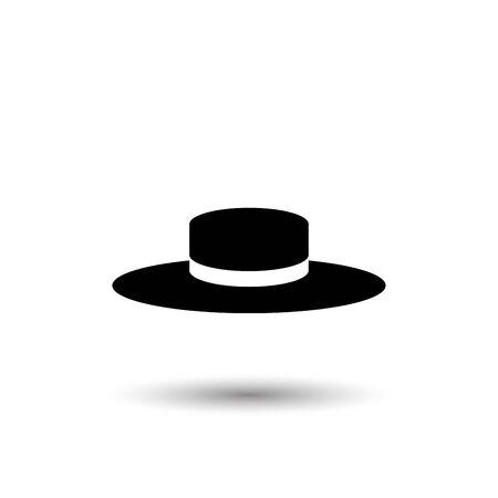 pent: cowboy hat