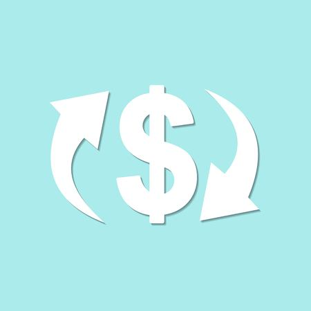 Vector money Icon Illustration