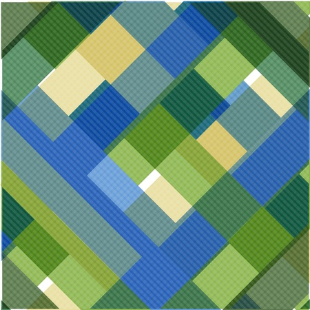 Seamless tartan plaid pattern Illustration