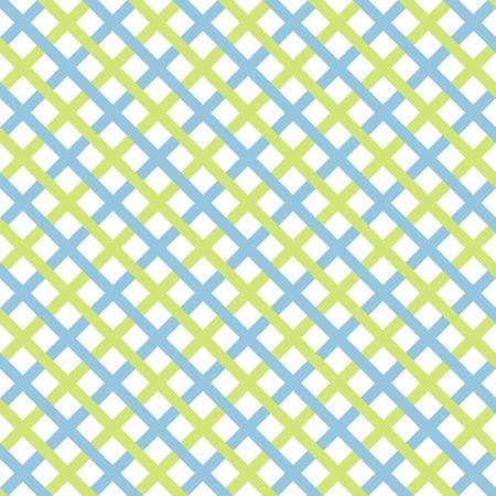 Tartan seamless pattern. Plaid texture vector. Standard-Bild - 97946751