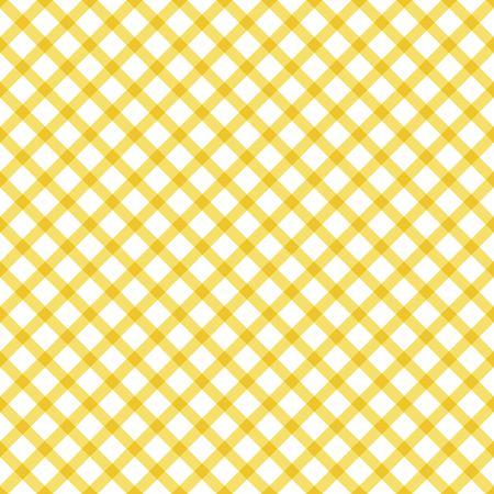 Plaid kitchen vector seamless pattern. Illustration