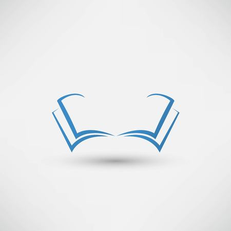 Vector book Icon Ilustracja