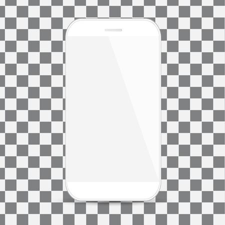 Smartphone icon. Illustration