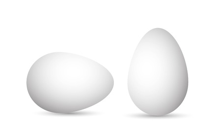 Egg template for easter. Pictogram. Standard-Bild - 118743547