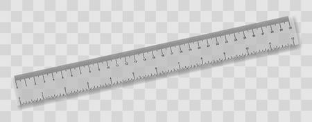 Isolated Realistic Ruler