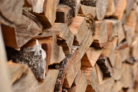 weald: Wood Stock Photo