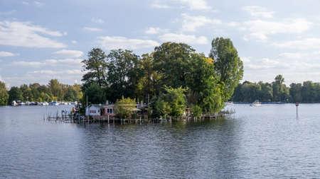 spandau: little isle in berlin spandau