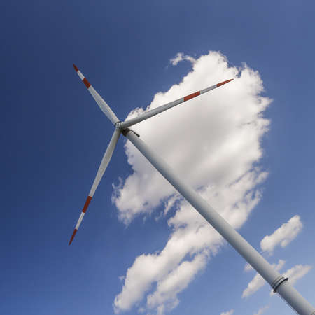 wind generator Stock Photo - 19294859