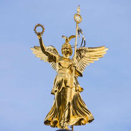 siegessule em Berlim