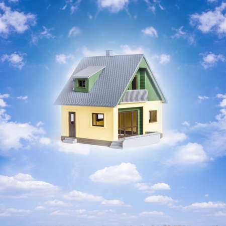 dream house photo