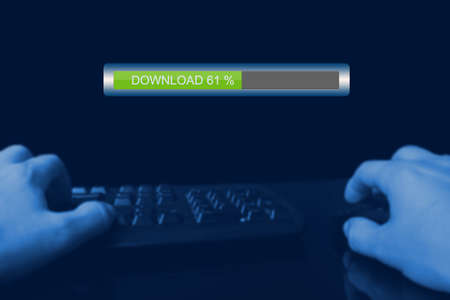 downloading content: internet download