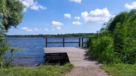 ins: havel near werder ins summer  potsdam