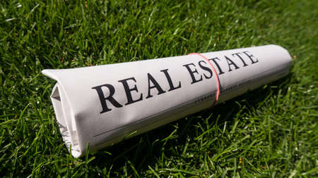 lates: real estate newspaper on meadow