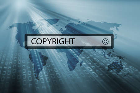 downloading content: copyright in the search bar of search engine