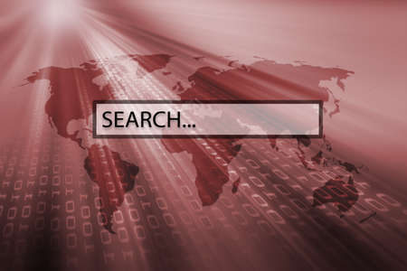 search bar of search engine