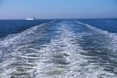 foamy: foamy track and ship (north sea)