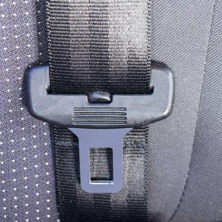 seat belt in a car photo