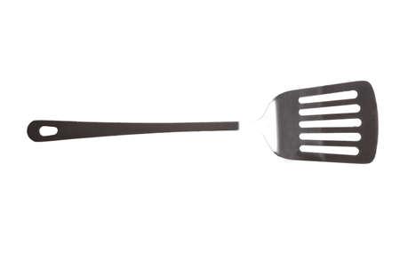 spatula on a white background Stock Photo