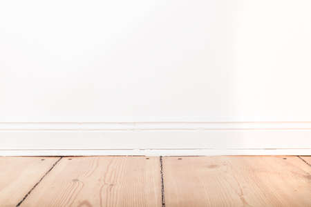 inscribe: wooden floor and wall background