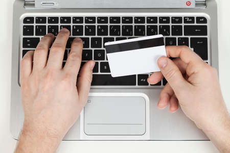 misuse: payment with bank card in internet
